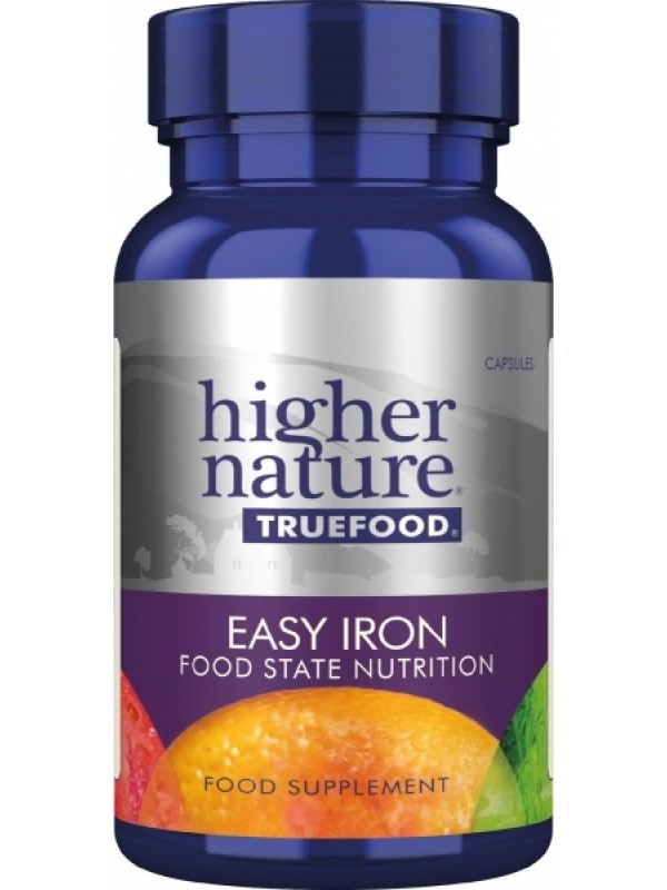 *True Food Easy Iron raud 90 tab