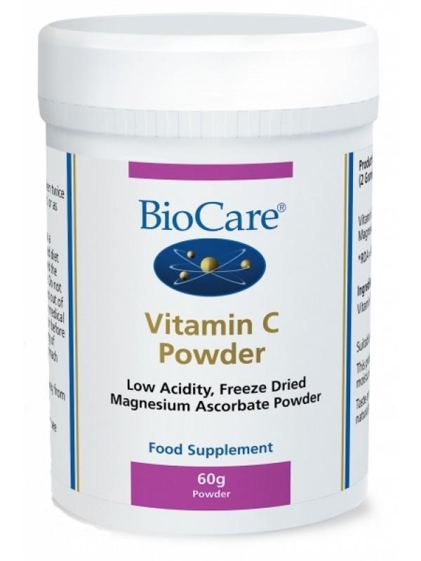 *Vitamiin C pulber 60g