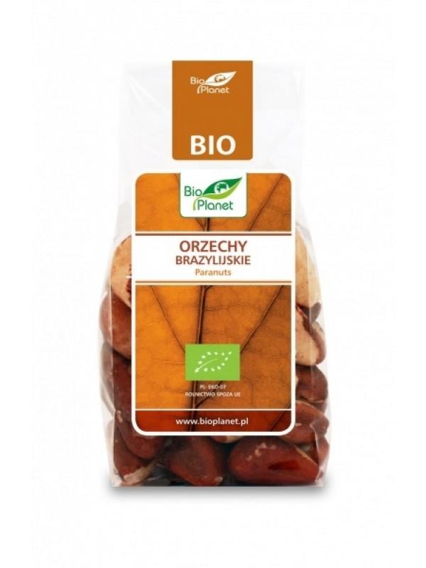 BioPlanet mahedad brasiilia pähklid 150g