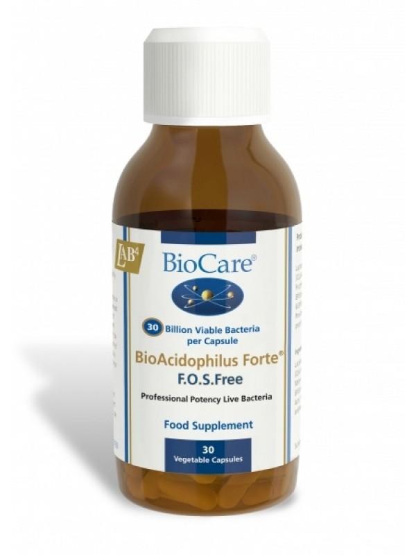 BioAcidophilus Forte FOSi vaba 30 kaps