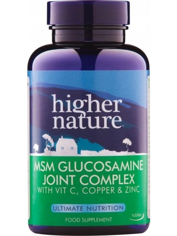 MSMi ja glükoosamiiniga liigeste kompleks 240 tab