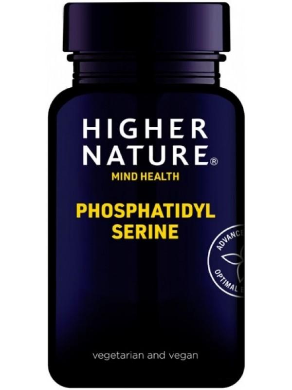 HN Fosfatidüülseriin 45 kaps