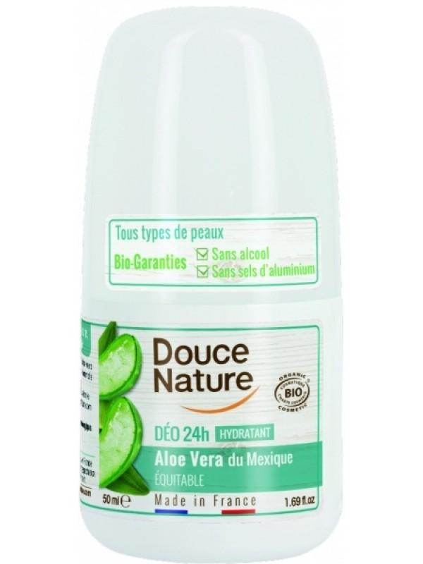 Douce Nature rulldeodorant tundlikule nahale 50 ml