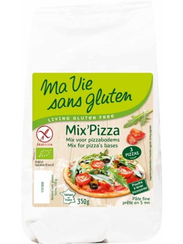 Ma Vie gluteenivaba pitsajahu 350 g