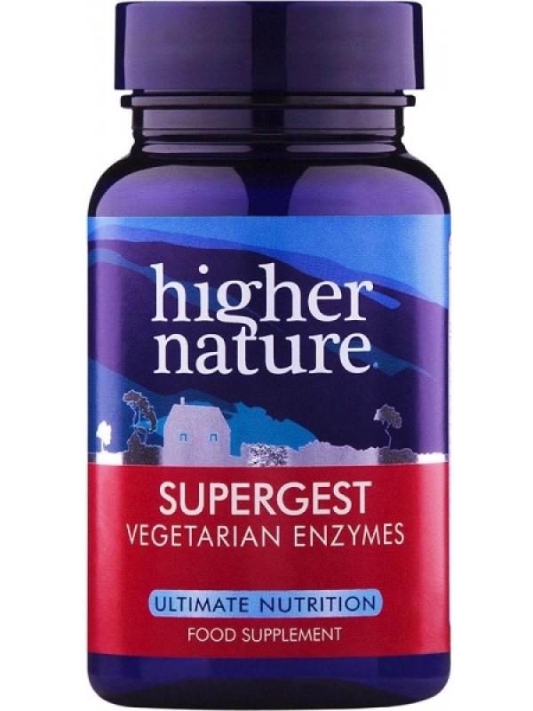 *Supergest seedeensüümid 30 kaps