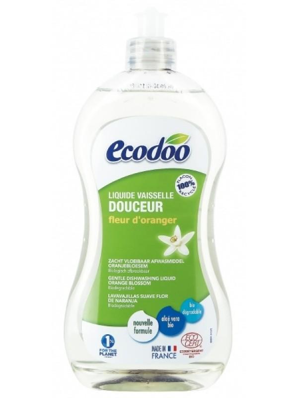 Ecodoo nõudepesuvahend apelsiniõie 500 ml
