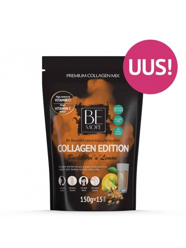 Be More Collagen Edition Buckthorn'n'Lemon 150g