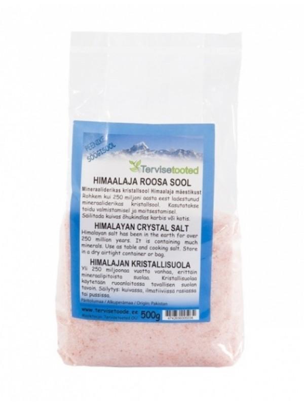 Himaalaja roosa sool 500g