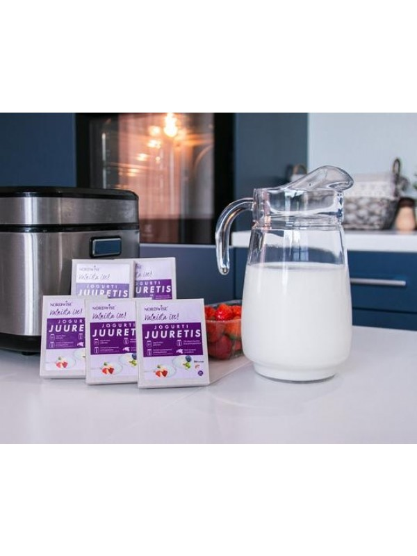 Nordwise jogurti juuretis