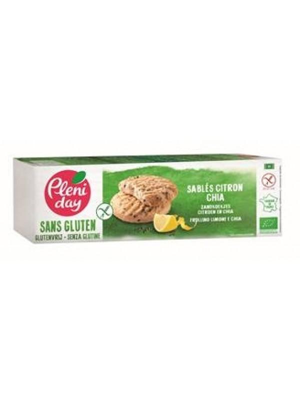 PlenyDay sidruni-chia küpsised gluteenivabad 150 g
