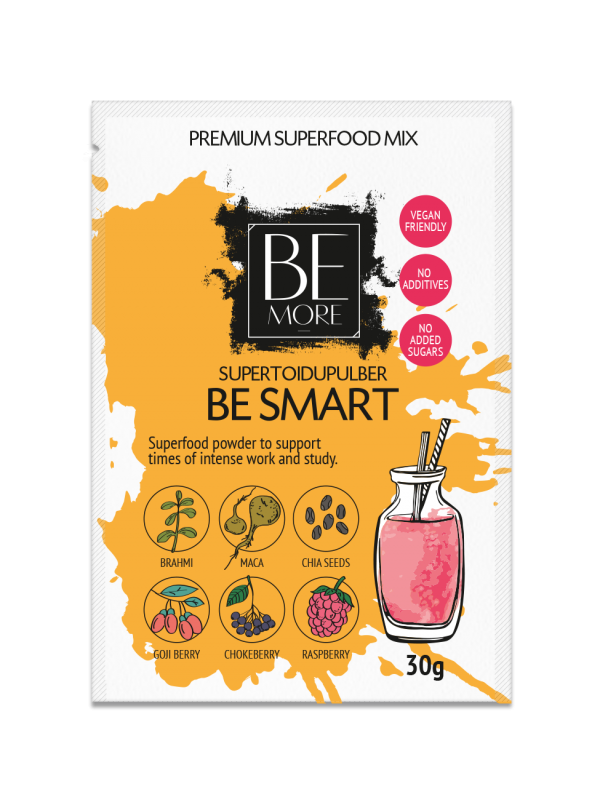 Be smart supertoidupulber 30g