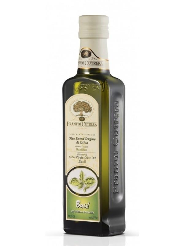 Italest oliiviõli basiiliku 250ml