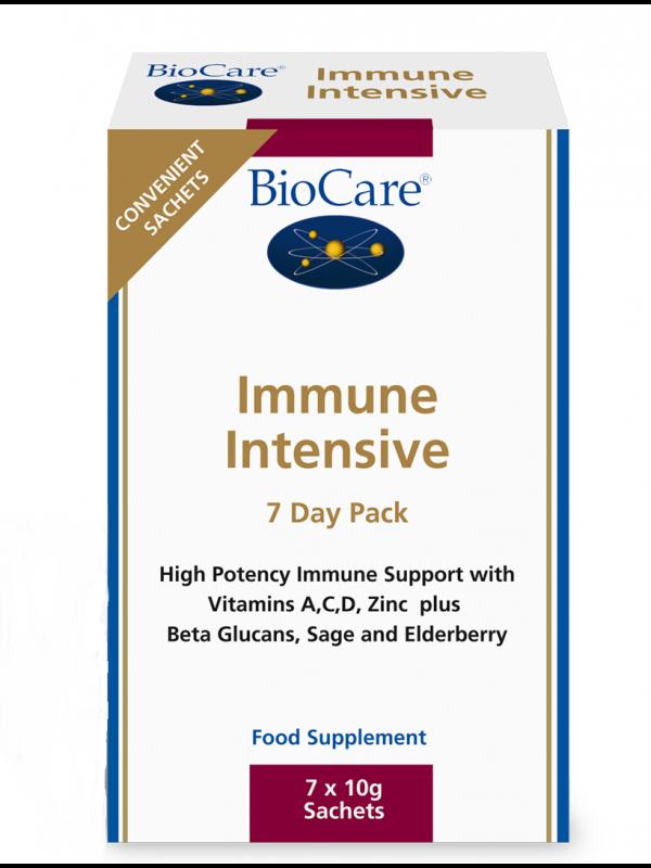 *Immune Intensive 7 x 10 g