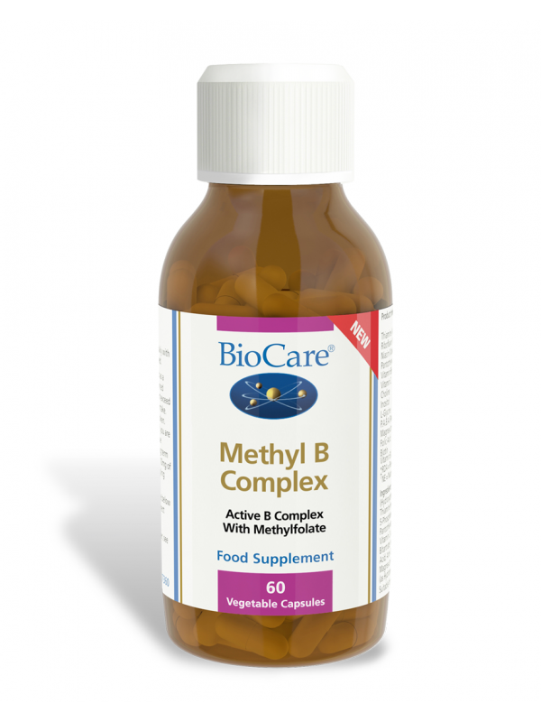 *Metüül B kompleks 60 kaps
