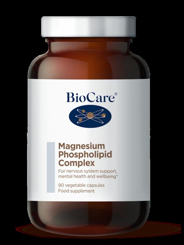 Magneesiumi ja fosfolipiidide kompleks 90 kaps