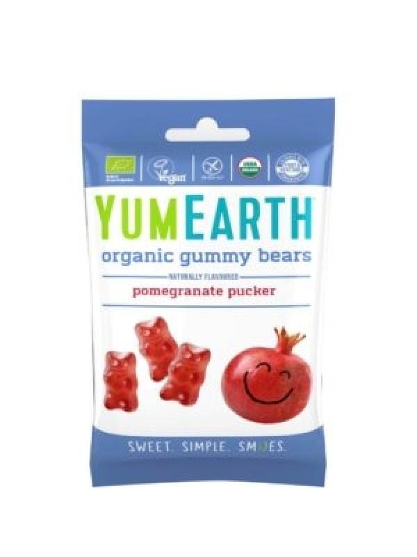 YumEarth puuvilja kummikarud 50 g