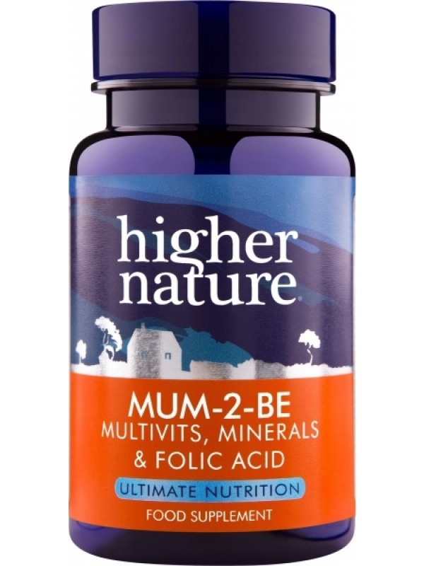 Mum-2-Be multivitamiinid rasedale 90 tab