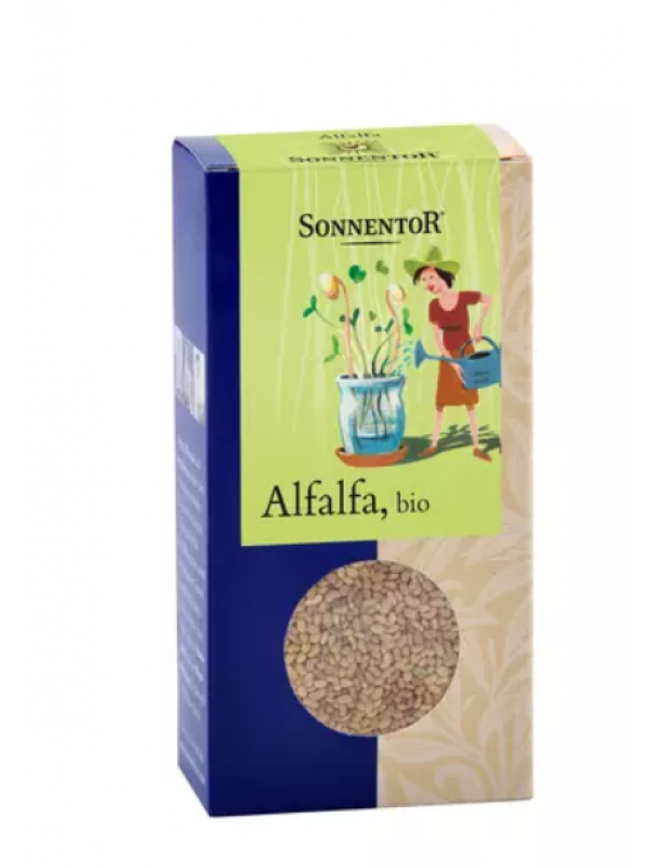 Sonnentor sinilutserni seemned idandamiseks 120g