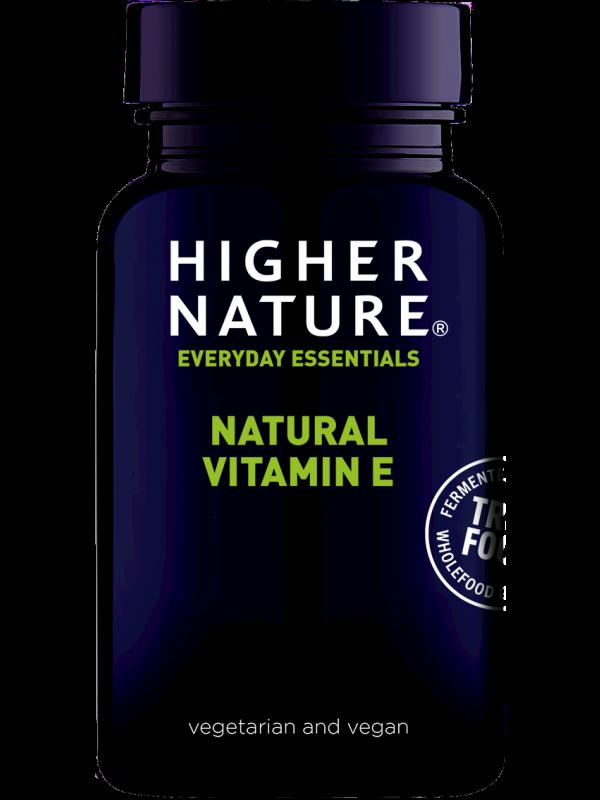 True Food looduslik E vitamiin 90 kaps