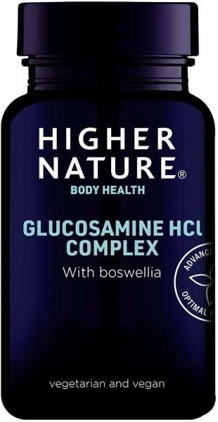 Glükoosamiin HCl kompleks boswelliaga Higher Nature