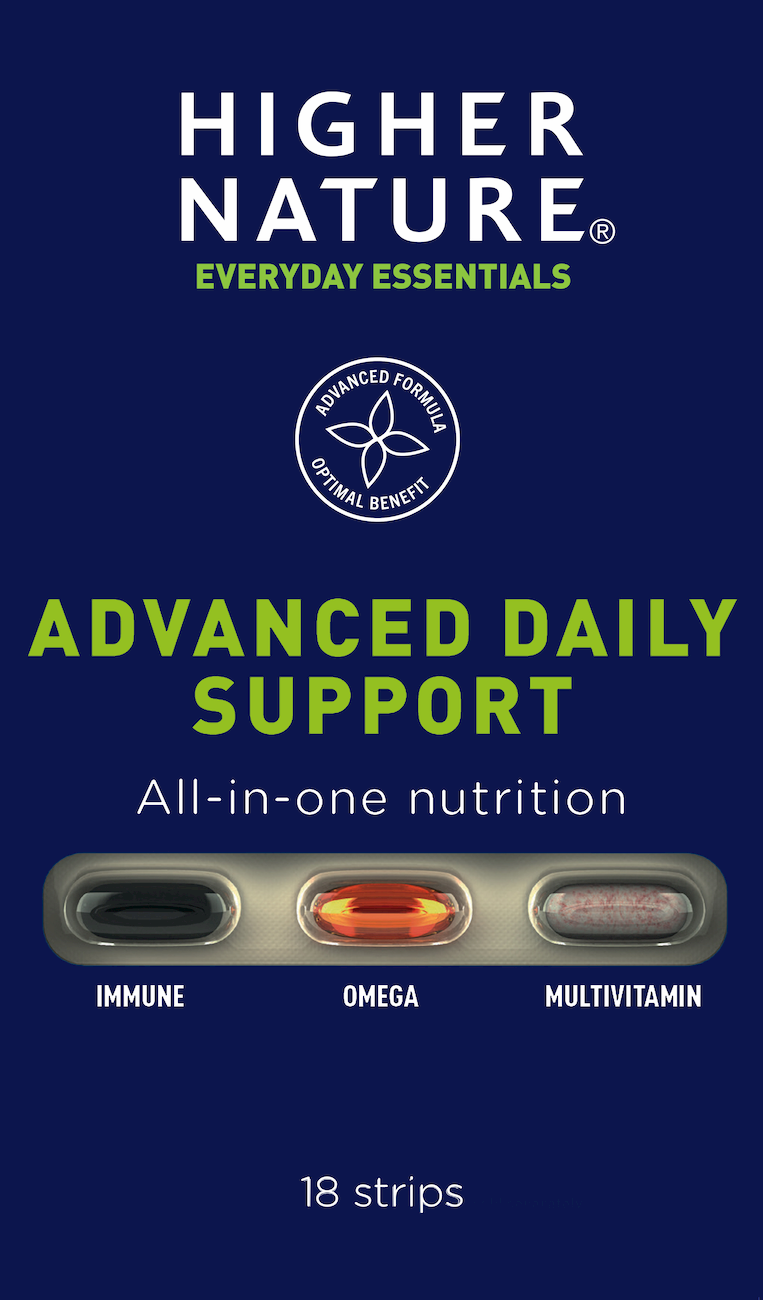Higher Nature Advanced Daily Support multipakk