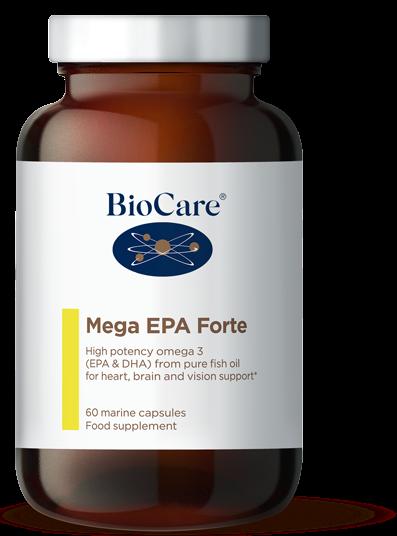 Mega EPA Forte kalaõli BioCare