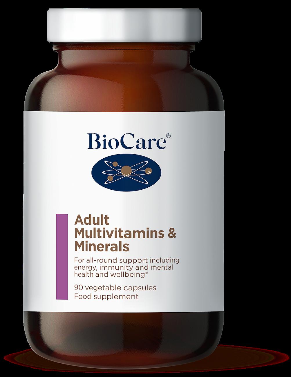 Multivitamiin täiskasvanutele Biocare