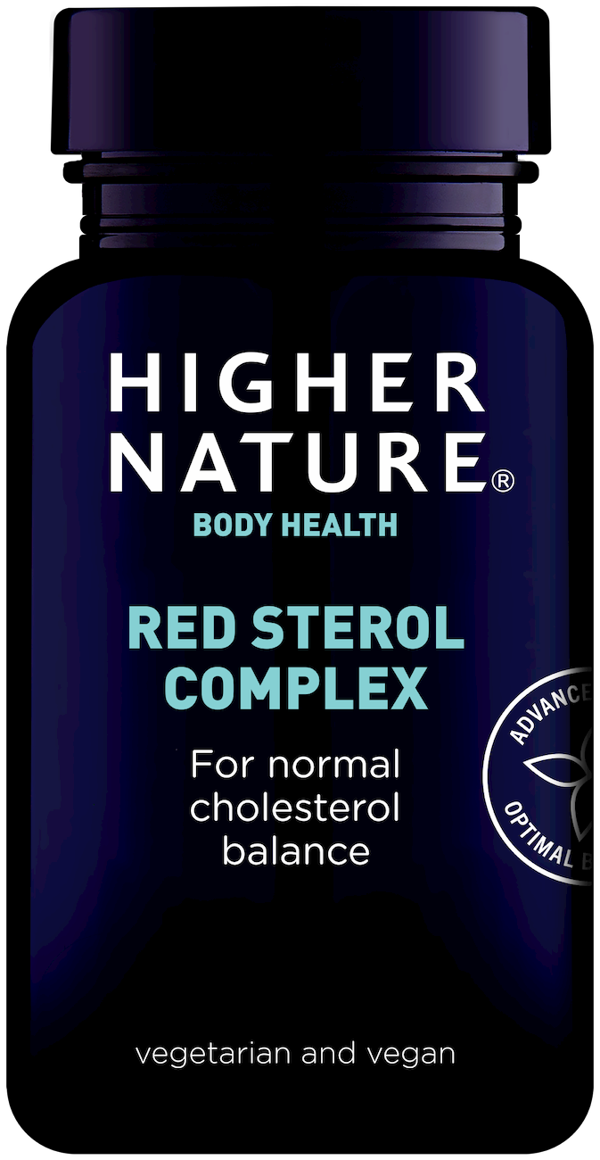 Punaste steroolide kompleks higher nature