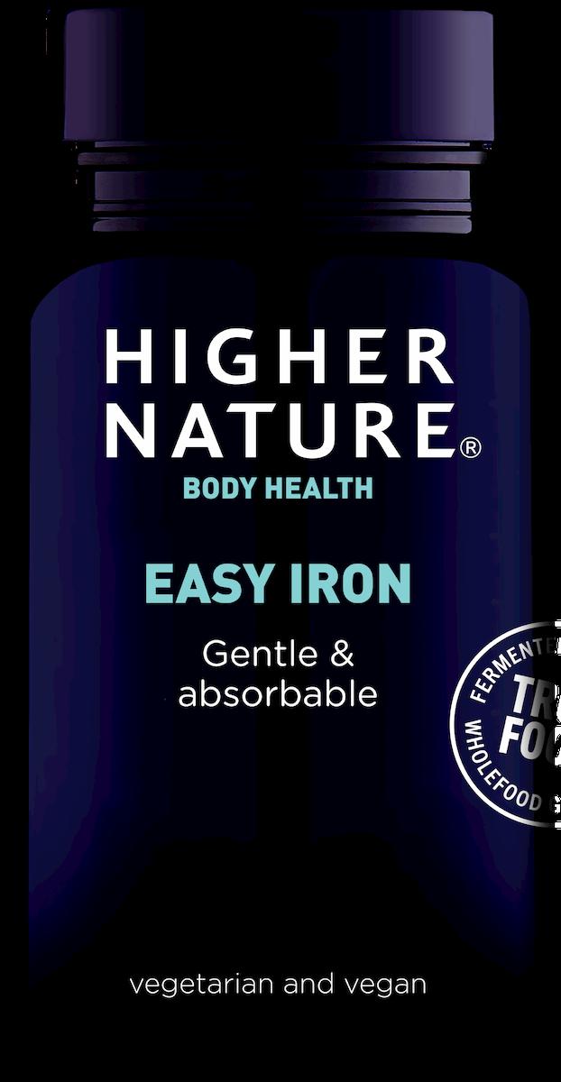 True Food Easy Iron Raud Higher Nature