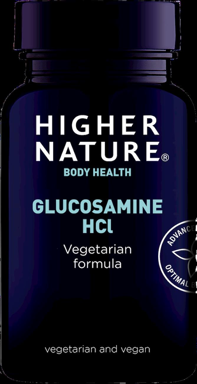 glükosamiin HCl higher nature via naturale