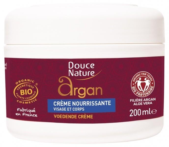 Douce Nature toitev kreem argaaniaõliga 200 ml
