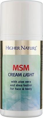 MSM-iga kreem näole ja kehale 150 ml