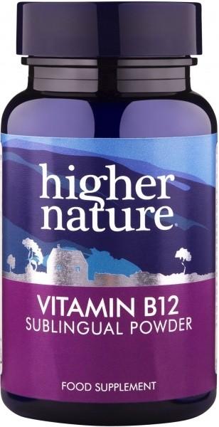 HN Vitamiin B12 keelealune pulber