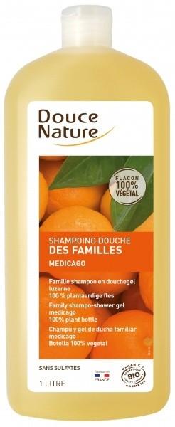 Douce Nature kogupere dušigeel lutserni 1 L