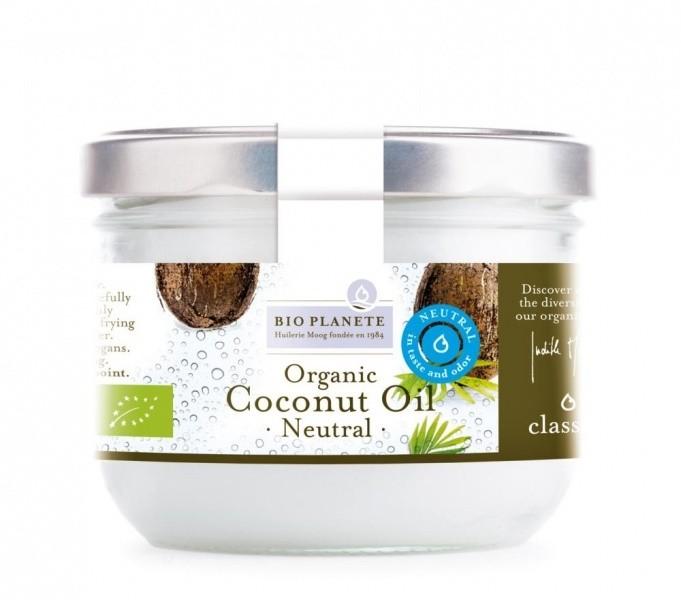 BioPlanet mahe lõhnatu kookosõli 400 ml