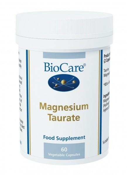 Magneesium tauraat 60 kaps
