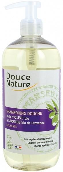 Douce Nature dušigeel lavendliga 500 ml