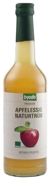 Byodo filtreerimata õunaäädikas 500ml