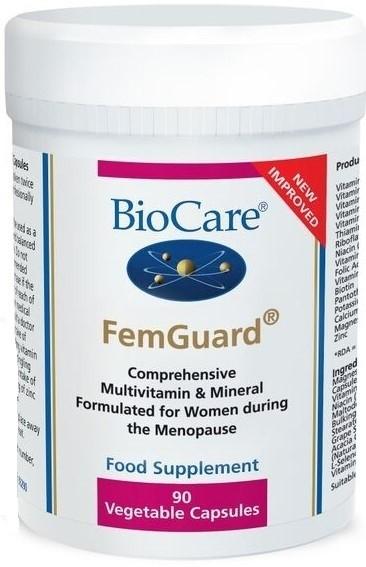 FemGuard menopausi lisand 90 kaps
