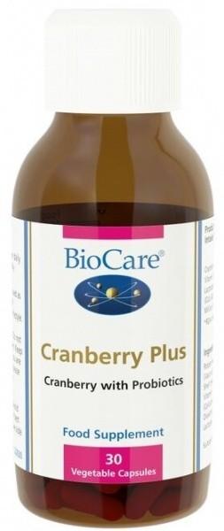 Cranberry Plus jõhvikas koos bakteritega 30