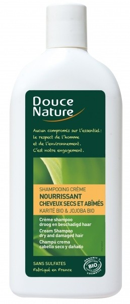 Douce Nature šampoon kuivadele juustele 300ml