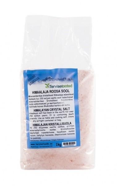 Himaalaja roosa sool 1kg