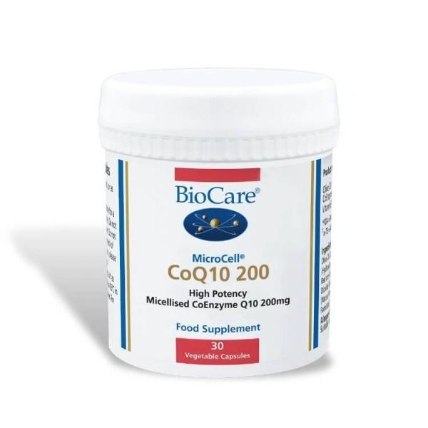 Microcell CoQ10 200/ 30 kaps