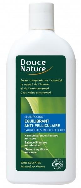 Douce Nature kõõmavastane šampoon 300 ml