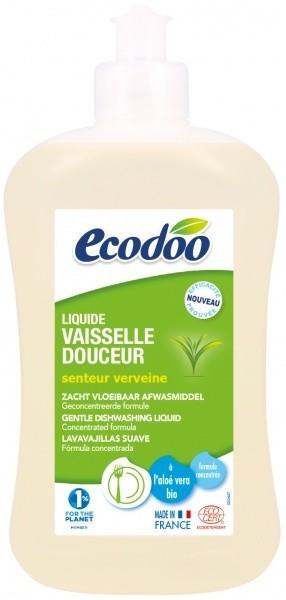Ecodoo õrnatoimeline nõudepesuvahend 500ml