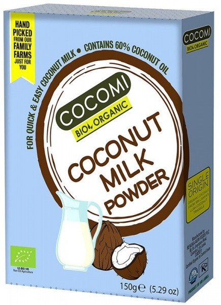Cocomi kookospiimapulber 150g