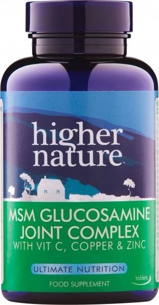 *MSMi ja glükosamiiniga liigeste kompleks 240 tab