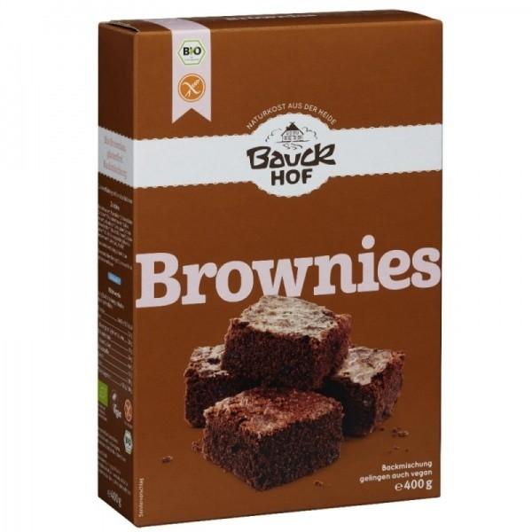 Bauckhof gluteenivaba brownieskoogi segu 400g