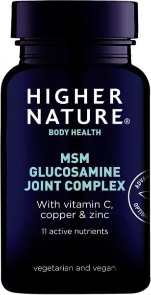 *MSMi ja glükosamiiniga liigeste kompleks 90 tab
