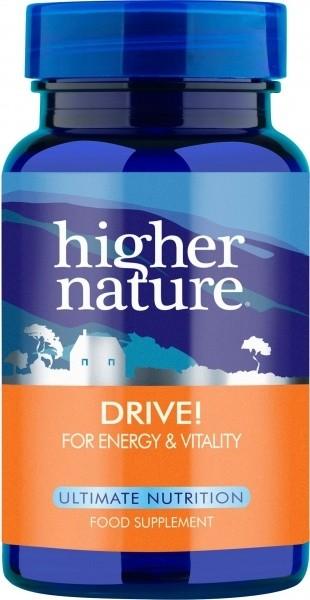 Drive! energiavitamiinid 30 kaps